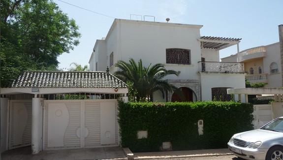Villa à Vendre à route Imouzzer
