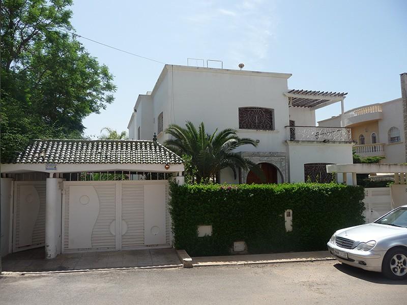 Villa vendre f s achat vente villa f s maroc for Achat maison rabat