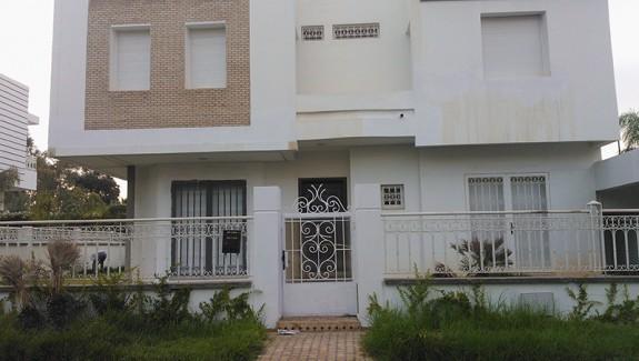 Villa fes route immouzer